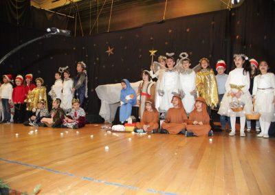 Manor Hill Greek School Christmas Concert 2017